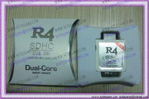 A-NDSi-13 R4iSDHC Dual Core White .com.cn